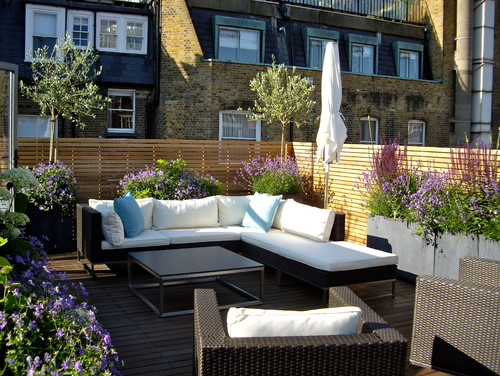 garden design maintain privacy