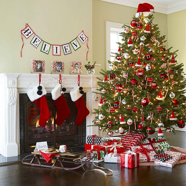 concept designs-interior solutions christmas tree