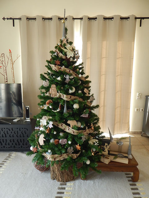concept designs interior-solutions wood christmas tree